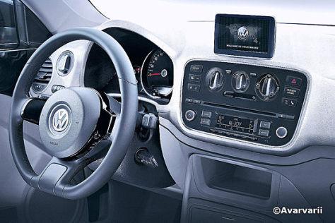 VW Up Der Neue Volkswagen Startet Im Herbst Autobildde