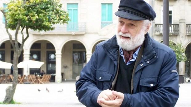 Tonucci presentó en Santiago la traducción al gallego de su superventas «La ciudad de los niños»