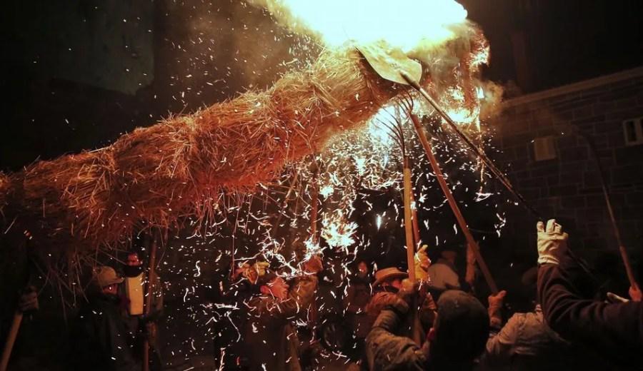 Festa dos Fachós de Castro Caldelas