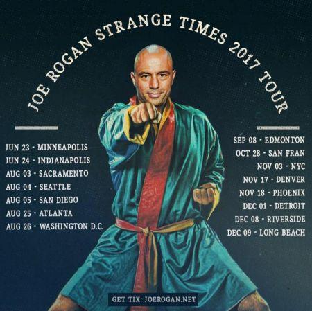 Joe Rogan Schedule Dates Events And Tickets AXS