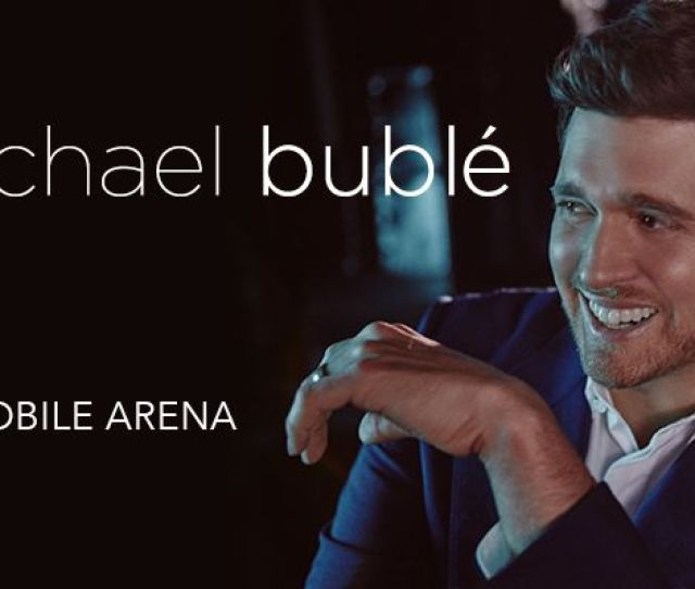 Michael Buble Tickets At T Mobile Arena In Las Vegas