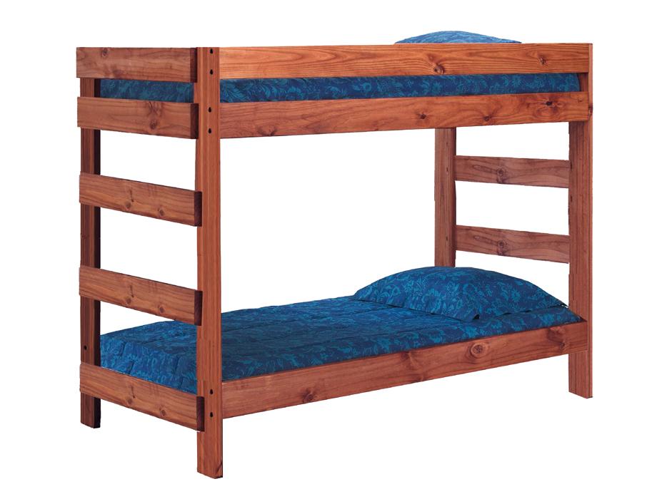 bunk beds pine crafter furniture