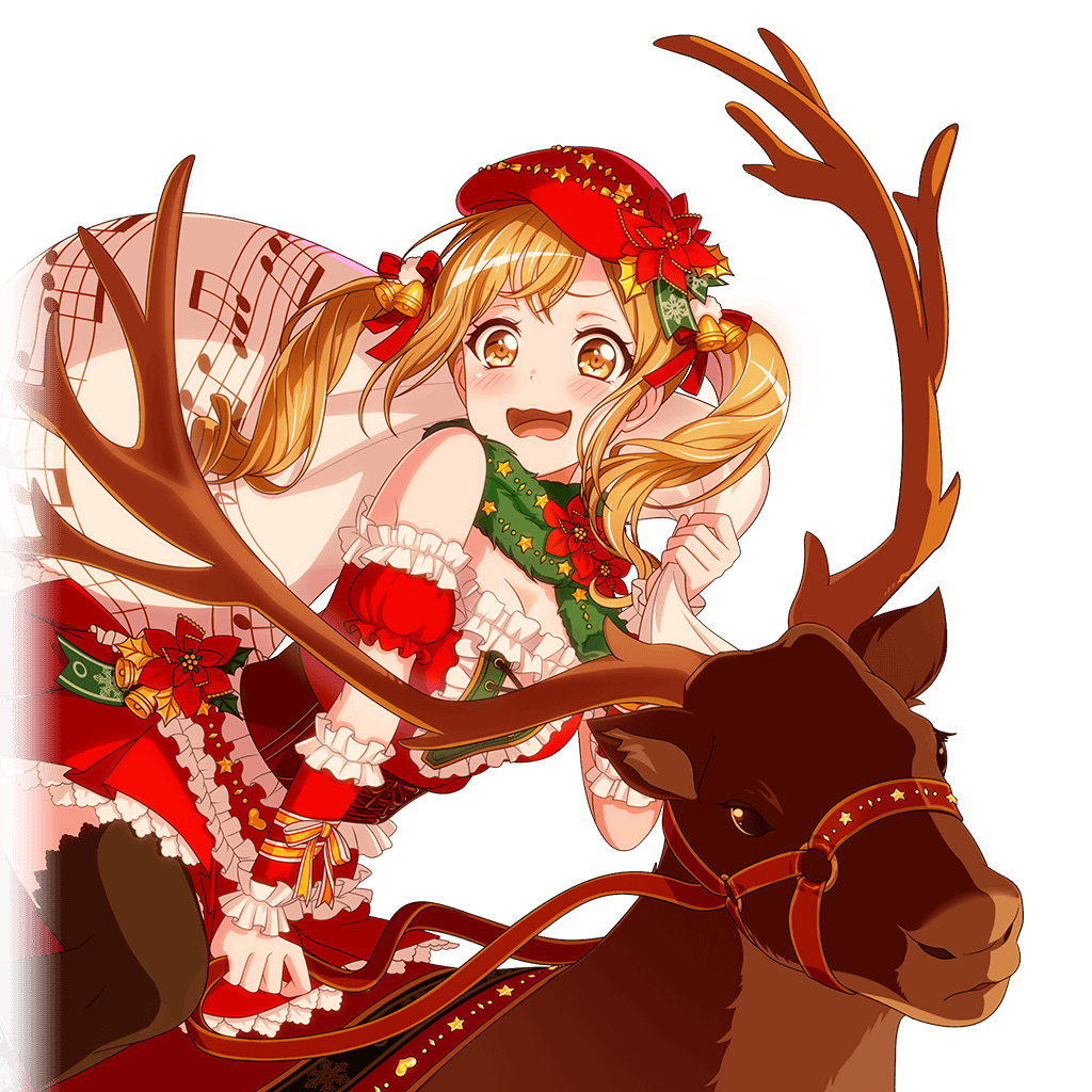 Arisa Ichigaya Cool Christmas With Everyone Card