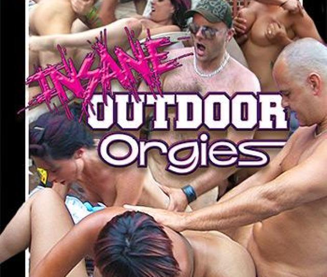 Insane Outdoor Orgies