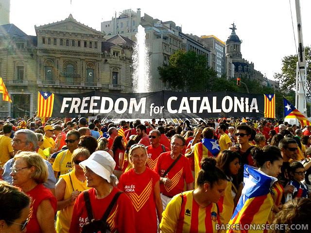 каталония независимость