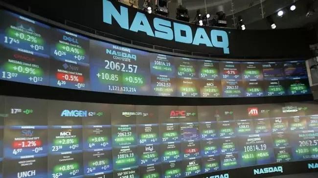 New York borsası düşüşle açıldı   Ekonomi Haberleri