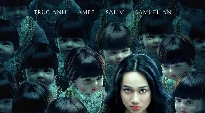 """Poster phim """"Thiên Thần Hộ Mệnh"""""""