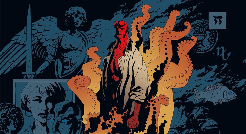 Permalink to 'Hellboy': guía de lectura para navegar en el mundo de nazis, ranas y monstruos de Mike Mignola