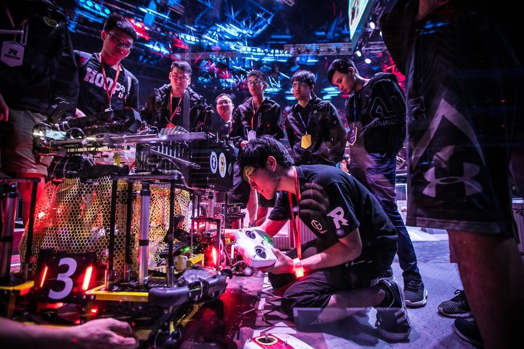 RoboMaster Shenzhen 2018, cuando los deportes de especialistas reinen sobre la Tierra