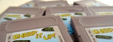 Cómo inventar un videojuego para la Game Boy original en pleno 2018: 'Sheep It Up!'