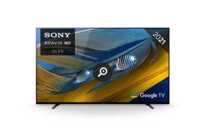 TV OLED 55'' Sony Bravia XR-55A80J 4K UHD HDR Smart TV