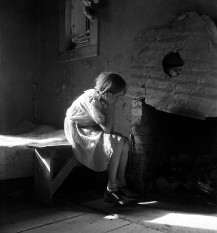 DOROTHEA LANGE - FOTOGRAFO DE LA SEMANA