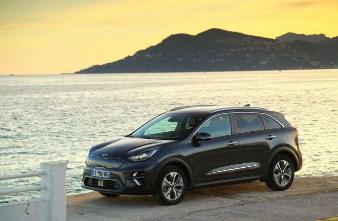 Los coches eléctricos que llegarán en 2019: Kia Niro EV, Peugeot 208, Volkswagen ID