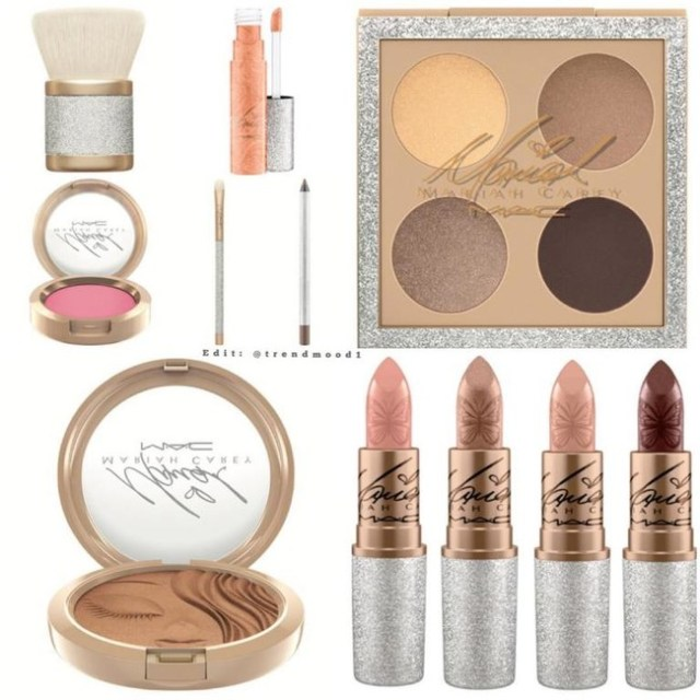 2016 Mariah Carey X Mac Collection