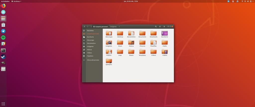 Ubuntu Con Ambiance