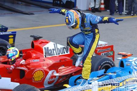 Alonso Suzuka F1 2006