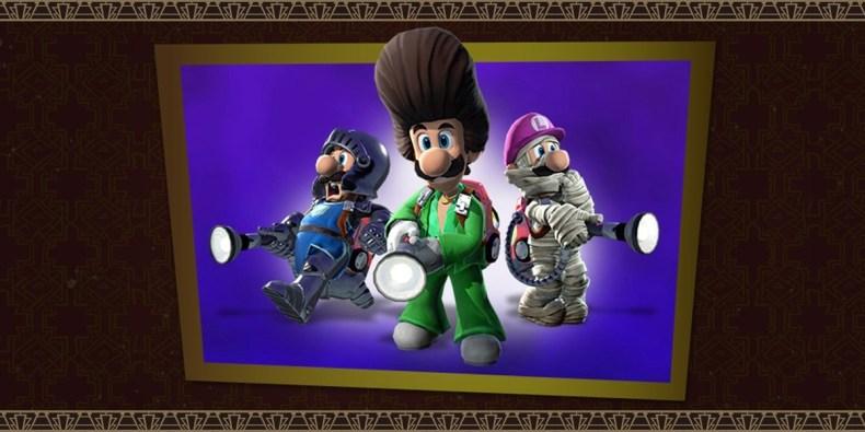 El primer DLC de Luigi's Mansion 3 enfocado a su modo multijugador ...