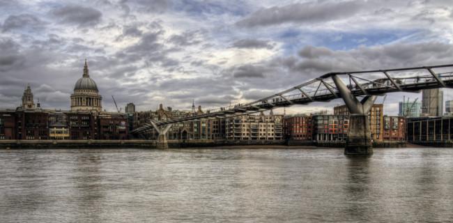 Puente del Milenio Londres