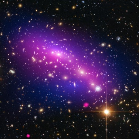 Dark Matter Is Darker Than Once Thought 19057102495