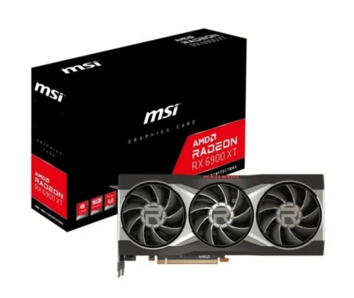 MSI Radeon RX 6900 XT 16 GB GDDR6