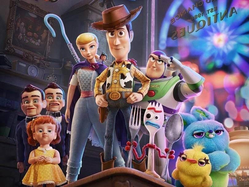 """Permalink to El tráiler oficial de 'Toy Story 4' ya está aquí y nos presenta a """"Forky"""", el nuevo juguete protagonista"""