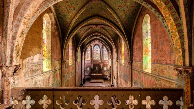 Copy Of James Kerwin Photographic Rainbow Chapel