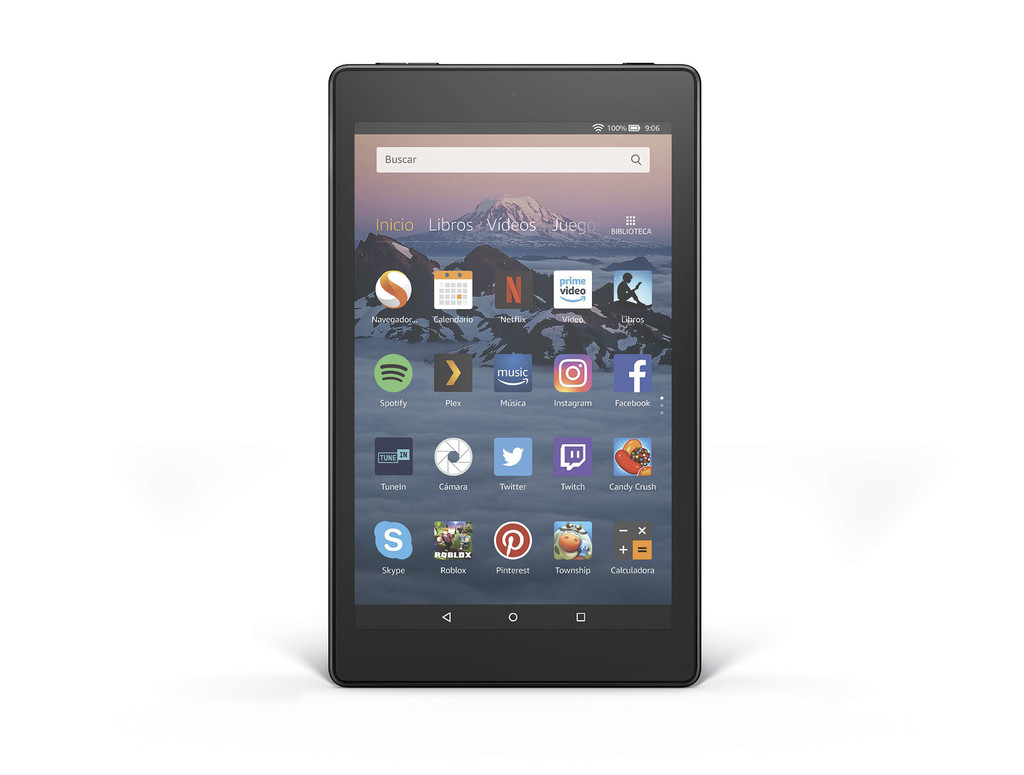 Amazon Fire ocho HD 2018