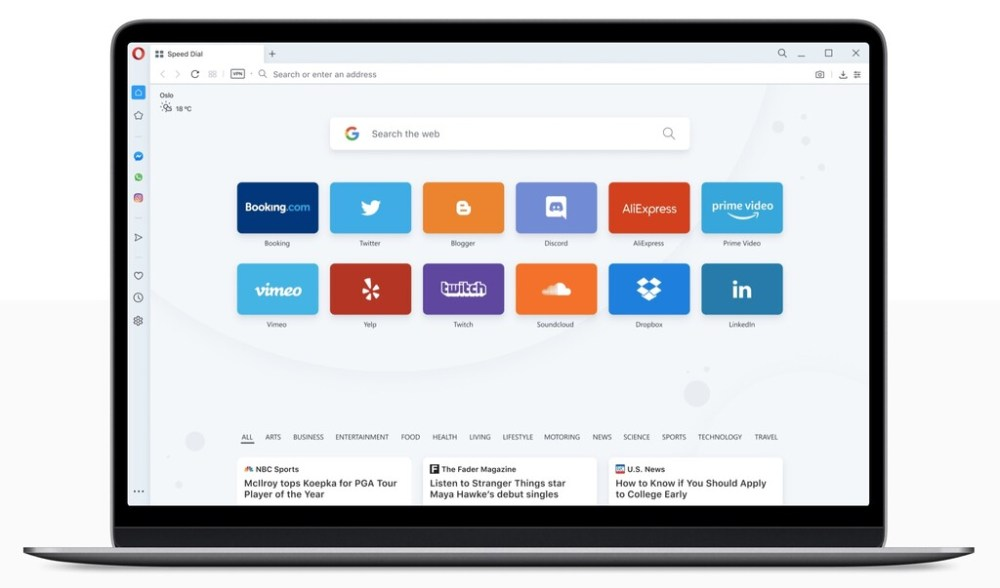 Opera cierra el círculo y presenta su versión nativa par Macs con chip M1