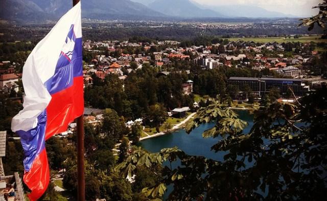Independencia Eslovenia