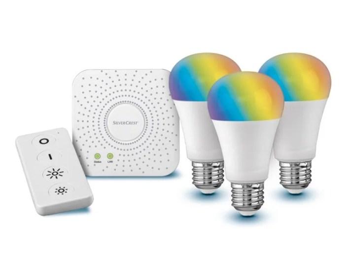 Set básico Smart Home