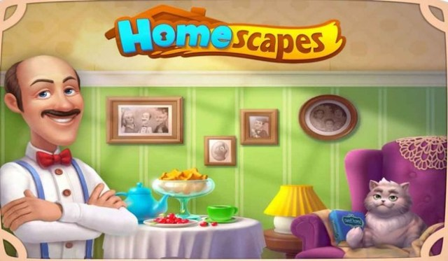 Homescapes Hack 768x448