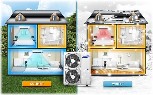 Samsung Eco Heating System Ehs Tdm Plus 2