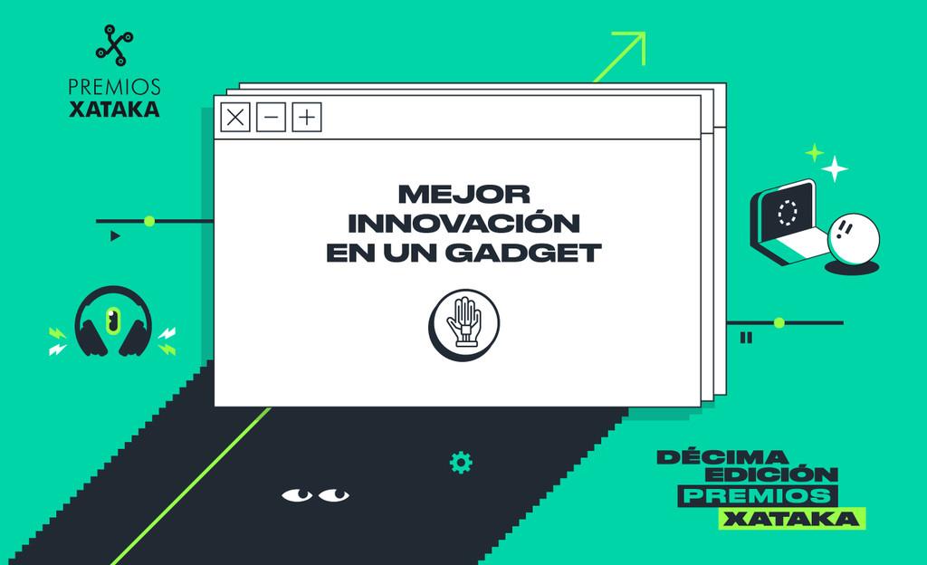 Mejor innovación en un gadget: vota en los Premios Xataka 2019