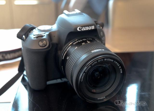 Canon Eos 200d 1