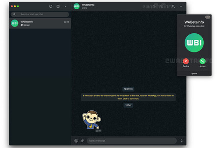Video calls begin to arrive on WhatsApp Web and WhatsApp for PC