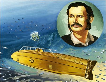 Poster Narcis Monturiol War Ein Spanischer Erfinder 220776