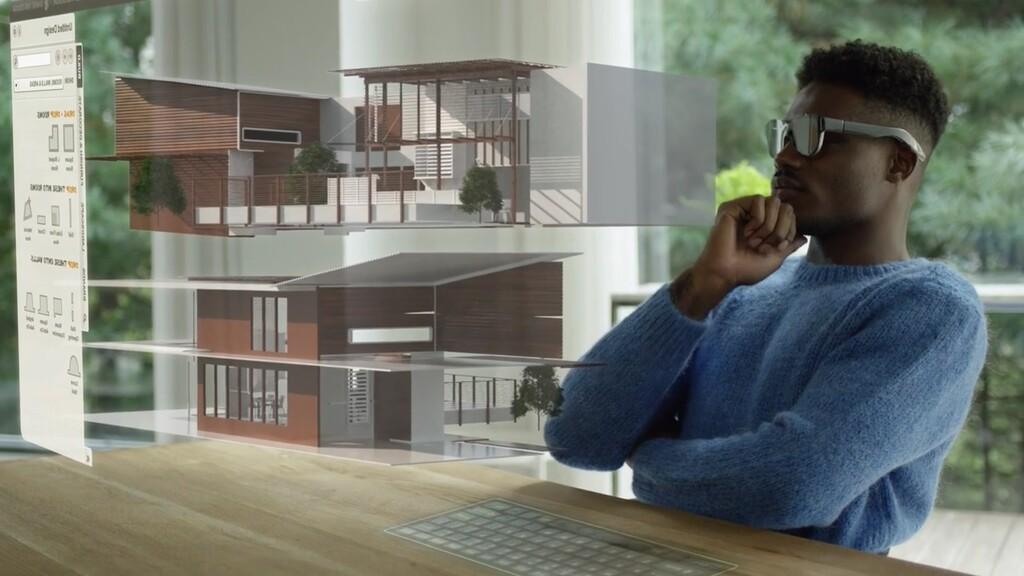 Así serán los lentes inteligentes de Samsung, según videos filtrados: realidad aumentada para