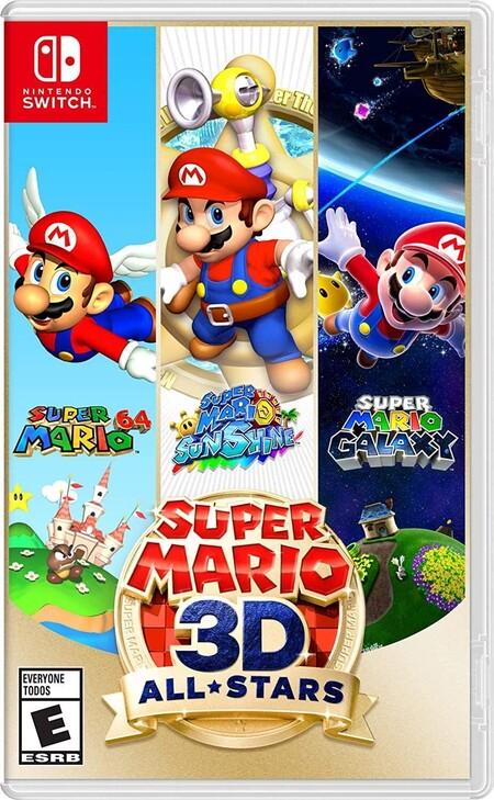Super Mario 3D con descuento en México