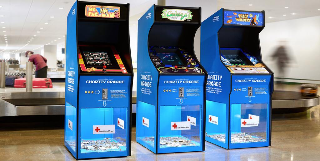 Permalink to Las máquinas de arcade como iniciativa social: que tus monedas sean una gran ayuda más allá de una partida