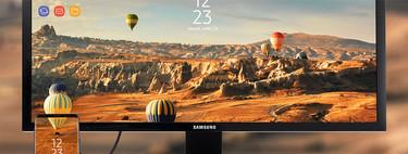 Samsung DeX: la convergencia entre móvil y PC es algo parecido a esto