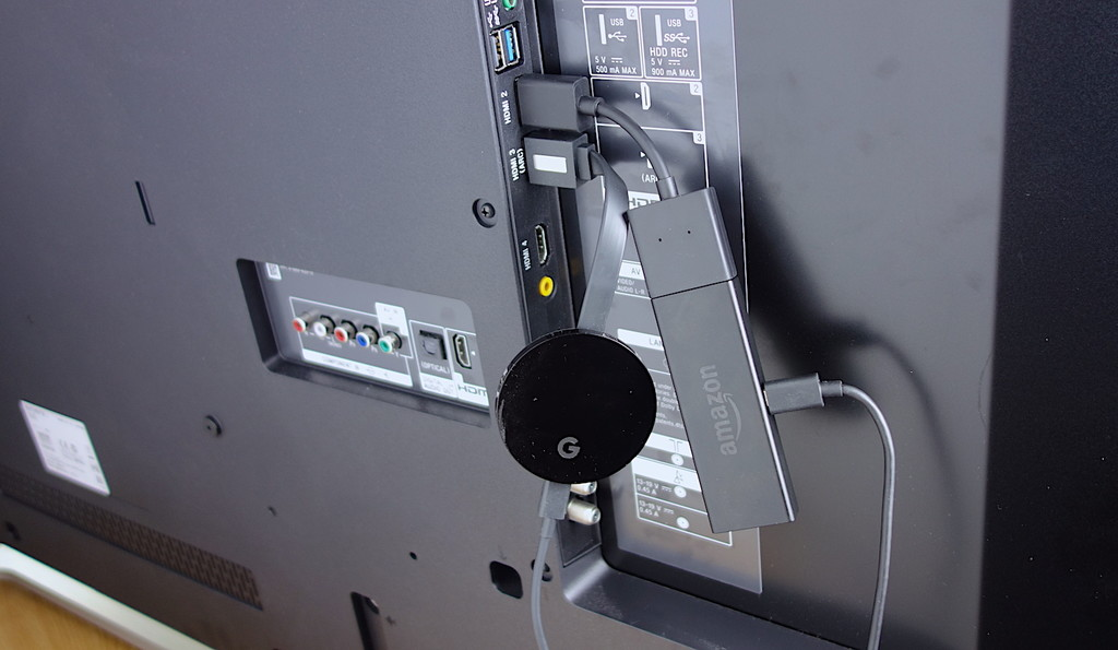 Chromecast Amazon® Fire