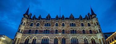 La casa Botines de Gaudí en León abre sus puertas al público por primera vez en 125 años
