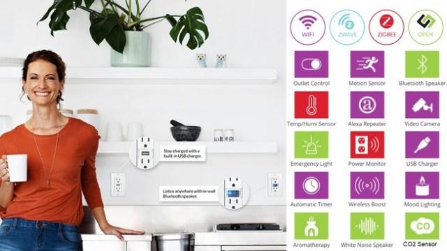 Swidget Smart Home Enabling Platform