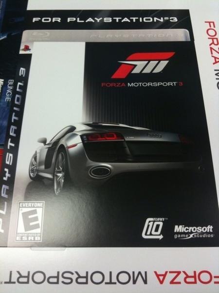 Forza Motorsport 3 Para PlayStation 3