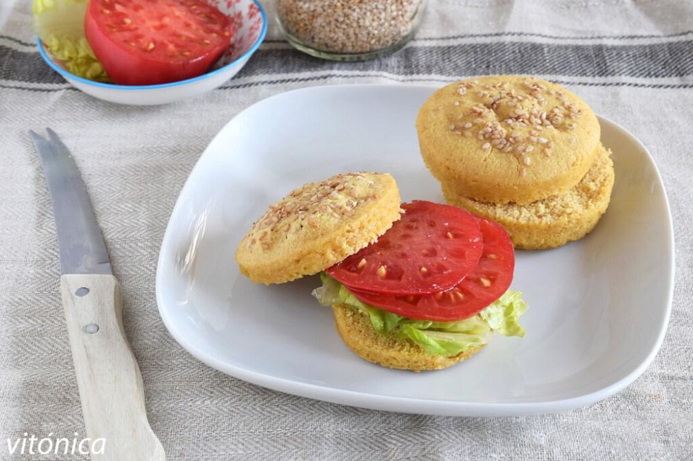 Panecillos de avena y harina de garbanzo sin horno: receta saludable baja en hidratos