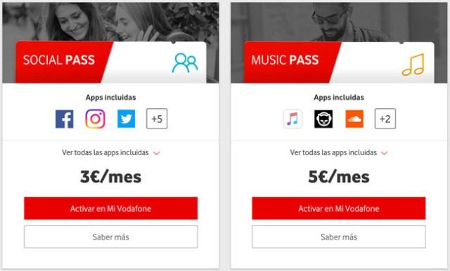 Vodafone Pass 2