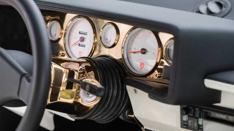 Gold Plated Lamborghini Countach 15
