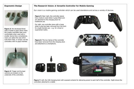Xbox Mobile Joysticks