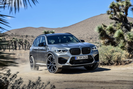 P90334508 Highres The All New Bmw X3 M