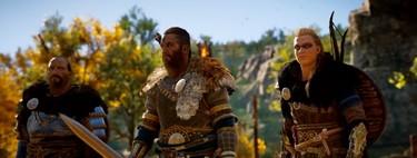 'Assassin's Creed Valhalla', Ubisoft estrena nuevo gameplay oficial y confirma su lanzamiento en noviembre